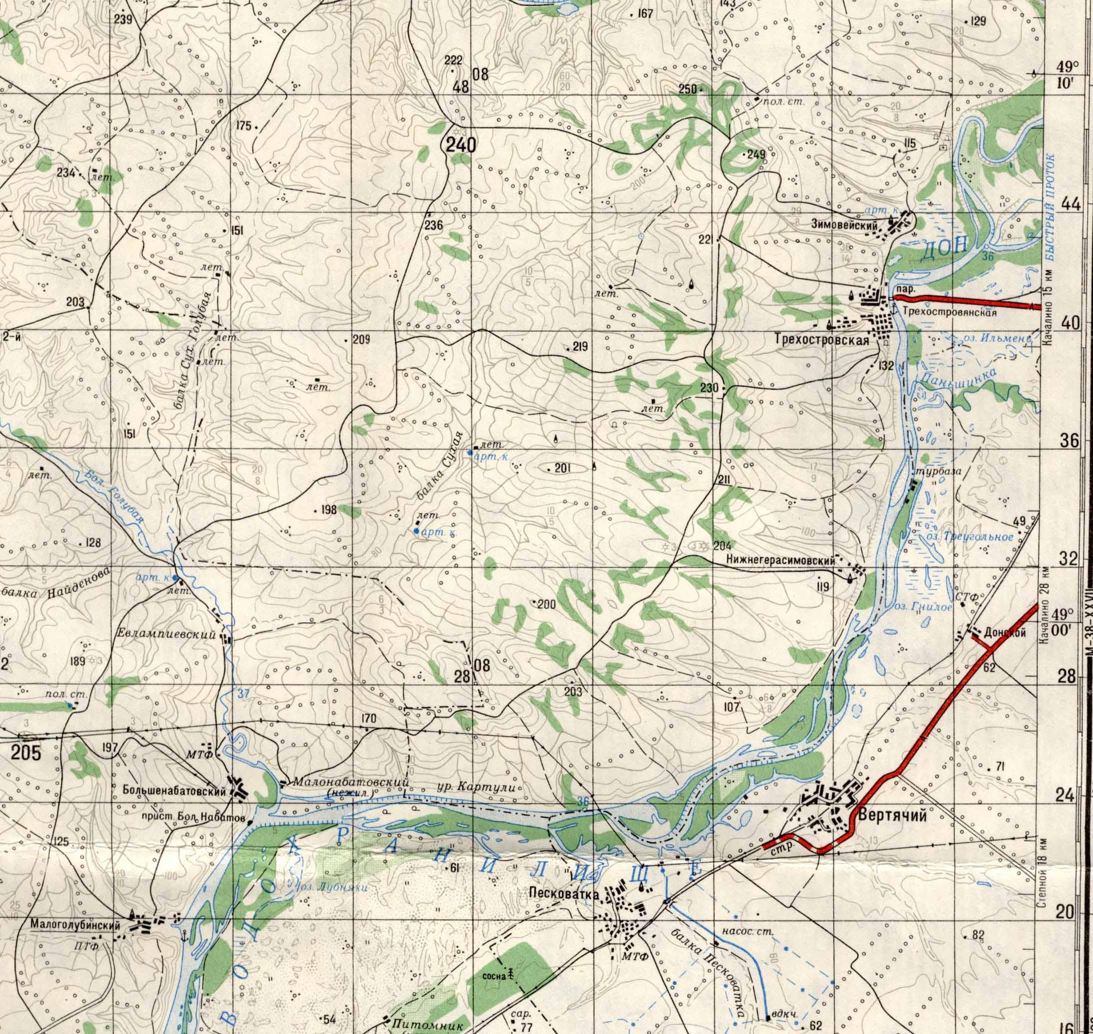 рыболовные базы на дону в волгоградской области на карте